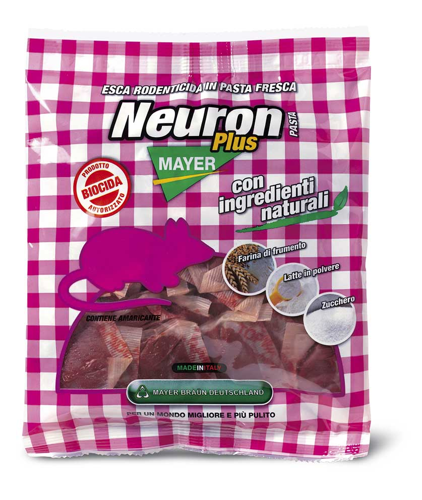 Neuron Plus Pasta