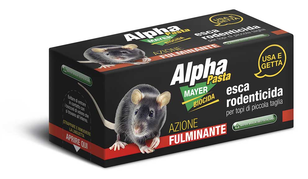 Alpha Mayer Pasta
