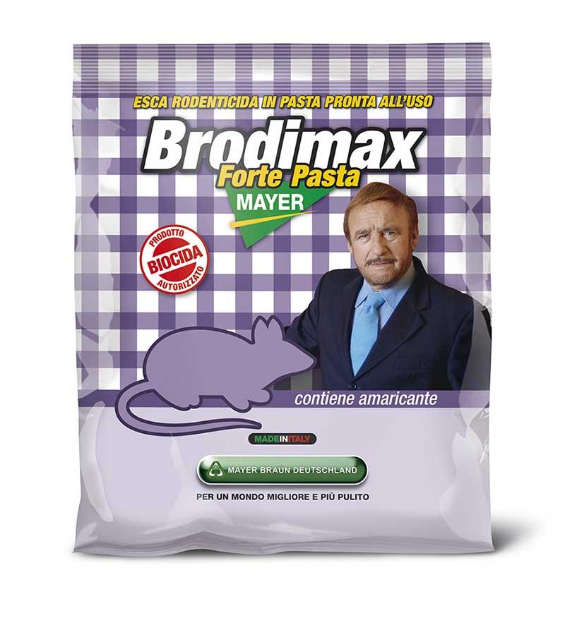 Brodimax Forte Pasta Latte e Zucchero